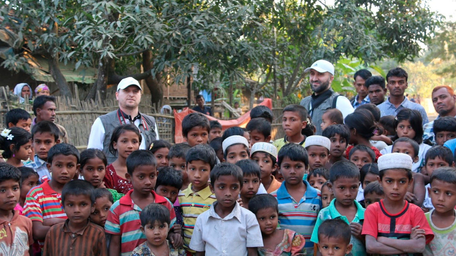 Salsabil is launching a fundraising campaign for its mission in Myanmar
