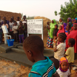 Sale on wells in Niger — Ramadan 2019