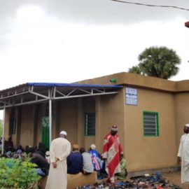 Inauguration of the mosque «BAYT AL-GHAD» in Togo
