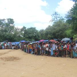 Mise en place d'un projet humanitaire pour les Rohingyas