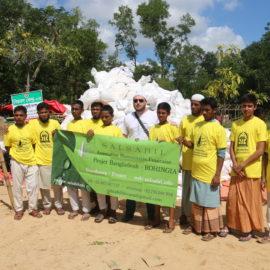 Fin de notre mission humanitaire au Bangladesh