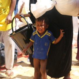 Donner le sourire aux orphelins