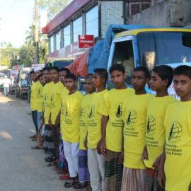 Notre convoi humanitaire pour des milliers de familles rohingyas