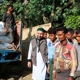 L'Association Salsabil se prépare pour un départ en Birmanie
