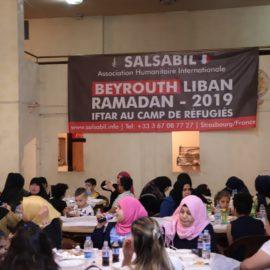 Beyrouth – Offrir un repas au jeûneur