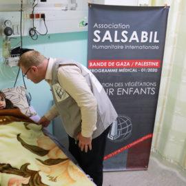 Gaza – Cinquante enfants ont besoin de notre aide!