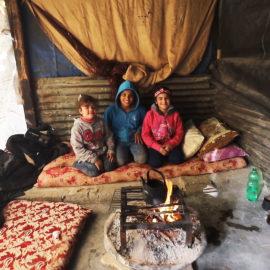Aide pour les orphelins en Palestine