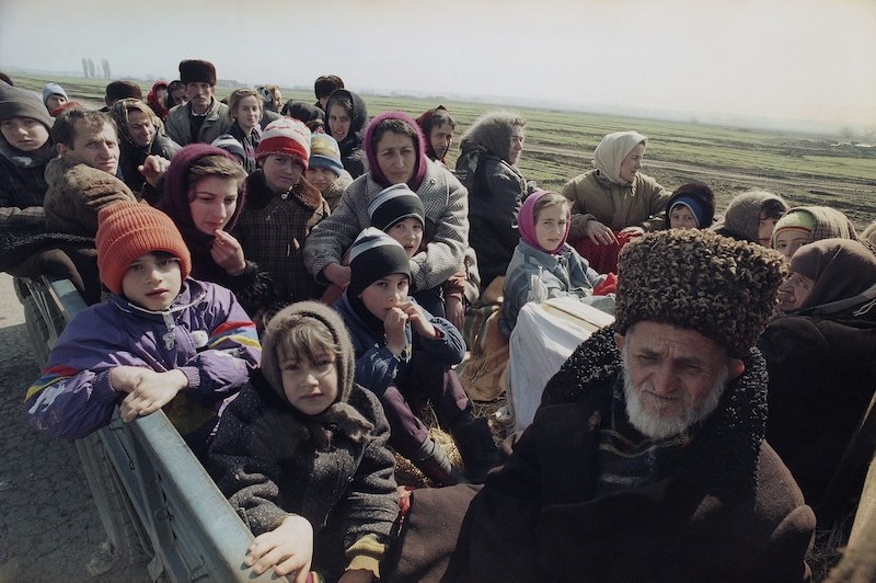 chechenskiye bejenci