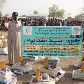 Поездка в Чад