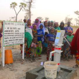 Отчет о поездке в Нигер в феврале
