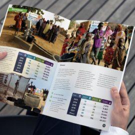 Отчетный журнал к пятилетию Ассоциации Сальсабиль