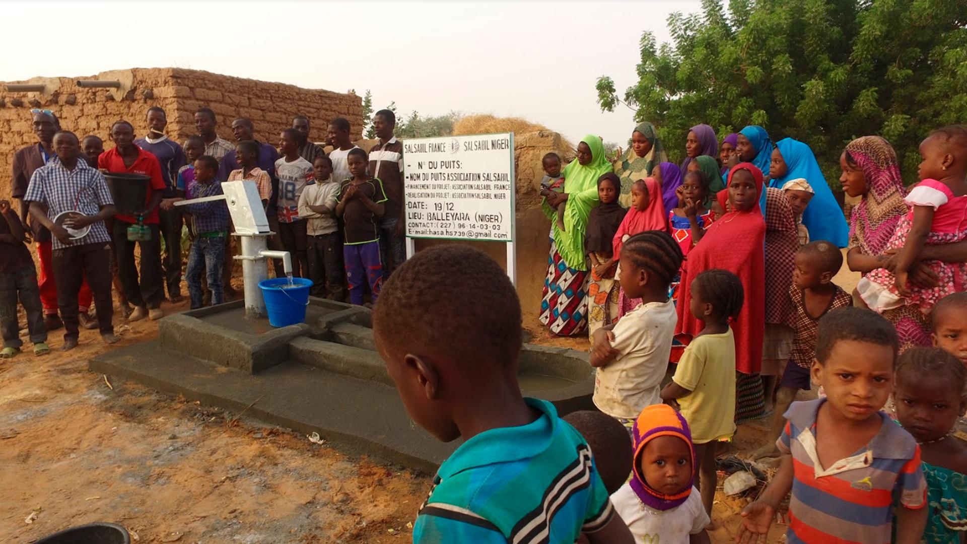 Колодцы в Нигере — 1250 €