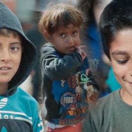 Срочный сбор для беженцев в Ливане